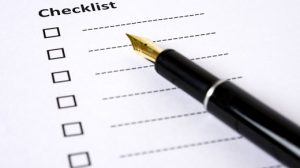 Warehouse Operations Checklist